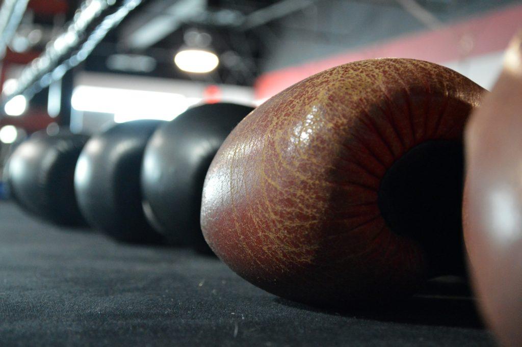 boksehansker