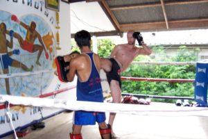 Thaiboxing i Thailand 2005