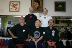 Trening i Usa med Cacoy Canete & Richard Bustillo