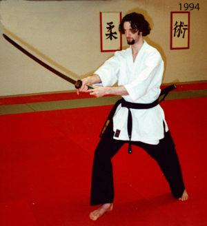 Iaidotrening 1994